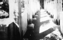 Historical Egyptian House Veranda